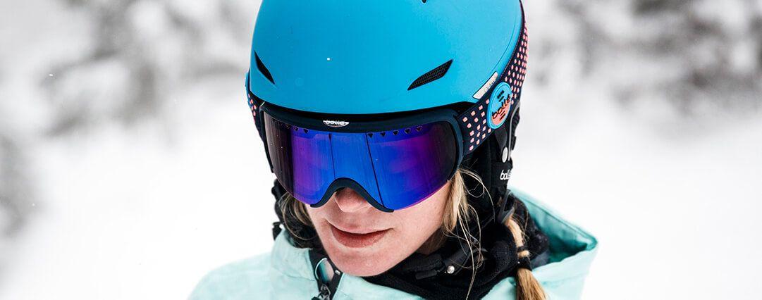 84fef180a9 Elegir correctamente una máscara de nieve (o gafa de esquí/snow) es  realmente sencillo, pero más allá de las marcas y coloridos diseños hay una  serie de ...