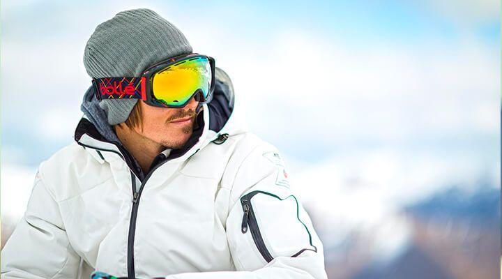 Cómo elegir correctamente una máscara de nieve