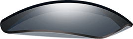 Lente Nike Max Gris